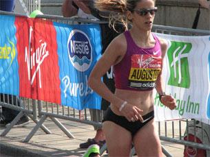 Jéssica Augusto conseguiu a segunda melhor marca portuguesa de sempre na maratona, em Londres Foto: SNappa2006/Flickr