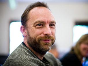 Jimmy Wales é o fundador da Wikipedia e vai estar na Casa da Música, no dia 27 de janeiro Foto: Wikipedia