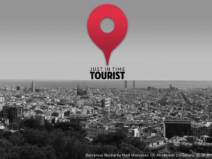 Nova Iorque, Barcelona e Paris são algumas das cidades que a JiTT dá a conhecer Foto: DR