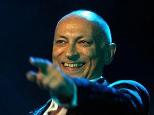 João Grande é o vocalista dos Taxi Foto: DR