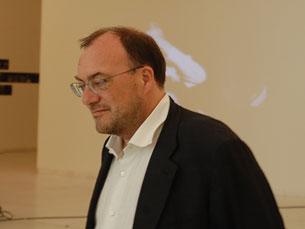 João Fernandes é diretor do MACS desde 2003 Foto: Daniel Cerejo / Arquivo JPN