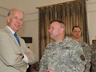 """A operação militar foi um """"golpe potencialmente devastador"""" para a Al Qaeda, diz Joe Biden Foto: William Allen /  Flickr"""