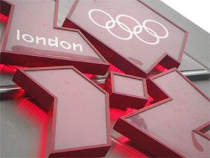 Jogos Olímpicos de 2012 vão
