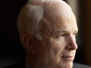 John McCain está mais próximo de ser nomeado candidato republicano Foto: DR