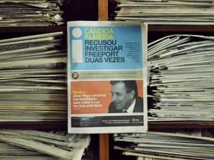 """André Macedo diz que o público se refere ao """"i"""" como """"um produto bem conseguido"""" Foto: Ricardo Fortunato/ JPN"""
