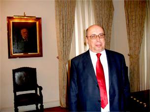 José António Barros Foto: Susana Sousa/Arquivo JPN