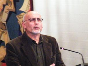 José Machado Castro, do BE, defende a racionalidade na aplicação desta reforma Foto: Arquivo JPN