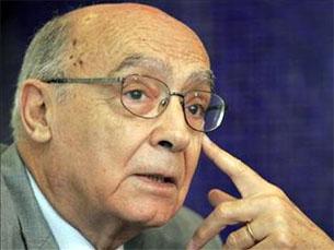 """Escolha de José Saramago """"enche de orgulho"""" a CDU, diz Rui Sá Foto: DR"""