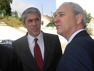 José Sócrates e Rui Rio duramente criticados por Rui Sá, candidato da CDU à Câmara do Porto Foto: Arquivo JPN