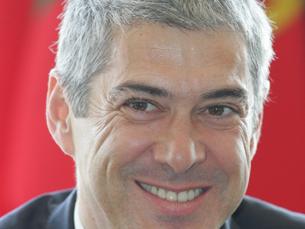 Sócrates é, desde domingo, presidente em exercício da UE Foto: Presidência portuguesa da UE