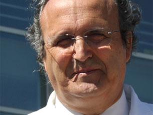 José Luís Medina leccionou pela última vez na Faculdade de Medicina da UP Foto: noticias.up.pt