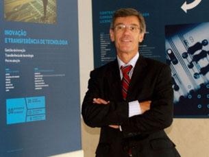 José Manuel Mendonça dirige o INESC Porto desde 2005 Foto: DR