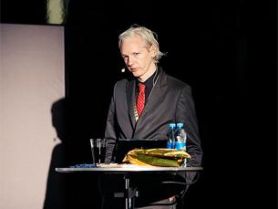 Advogados temem que Julian Assange fique detido em Guantánamo Foto: New Media Days / Peter Erichsen