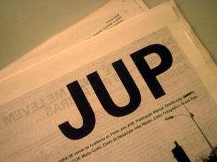 """JUP comemora 20 anos com exposição, tertúlia e o lançamento de uma edição da """"Águas Furtadas"""" Foto: Rafaela Sousa"""