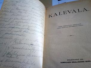 """Kalevala foi o poema que inspirou as obras do autor de """"Senhor dos Anéis"""", J. R. R. Tolkien Foto: DR"""