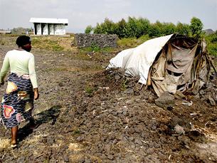 Cerca de 200 mil mulheres foram violadas no Congo desde 1998 Foto: Aubrey Graham/IRIN Photos Flickr