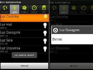 A aplicação foi desenvolvida para Android, mas pode estar disponível para Apple e Windows Phone Foto: DR