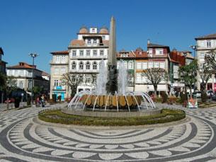 Guimarães é Capital Europeia da Cultura em 2012 Foto: Manaíra Aires