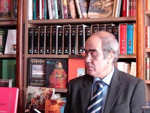 Antero Braga lidera a Lello há 13 anos Foto: Liliana Lopes