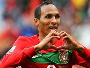 Portugal goleou a Coreia do Norte Foto: FIFA