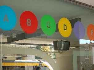 O Metro do Porto vai circular apenas na Linha Amarela (D) e no tronco entre Senhora da Hora e Estádio do Dragão Foto: António Manuel Gonçalves