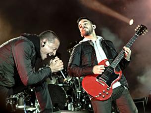 Os Linkin Park foram os reis e senhores do segundo dia de Rock in Rio Lisboa 2012 Fotos: Graziela Costa