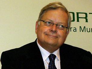 Lino Ferreira garante segurança do prédio Foto: Pedro Rios/Arquivo JPN