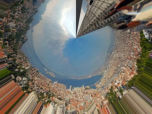 A manifestação vai poder ser acompanhada em tempo real num webdocumentário com foto em 360º Foto: Steve Corey/Flickr