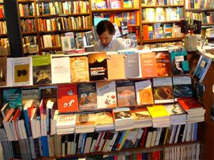 Em 2008, a produção de livros em Portugal cresceu 0,6% Foto: JPR
