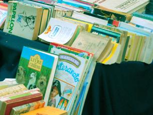 """A loja """"nostalgia"""" nasceu com uns livros mas agora vende todo o tipo de objetos Foto: Liliana Pinho"""