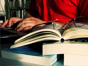 As salas de estudo são a estratégia para muitos estudantes em épocas de exames Foto: Liliana Rocha Dias / Arquivo JPN
