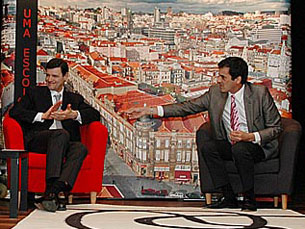 """Há um """"funil que desagua em Lisboa"""", critica Rui Moreira Foto: Manuel Ribeiro"""