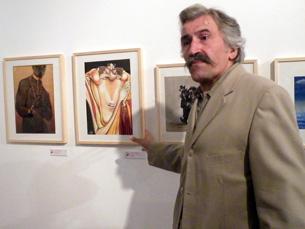 """Porto Cartoon """"tem movido a internacionalização do museu"""", diz director Fotos: Pedro Rios"""