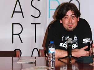 "Luís Rosales, diretor da revista ""Sci"