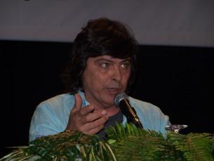 O cantor Luís Represas esteve pela primeira vez no Correntes d'Escritas Foto: Renata Silva