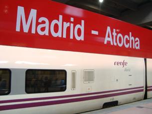 A Estação de Atocha foi um dos palcos dos atentados do 11 de Março. Foto: Nuno de Noronha