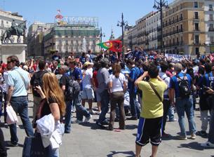 Madrid encheu