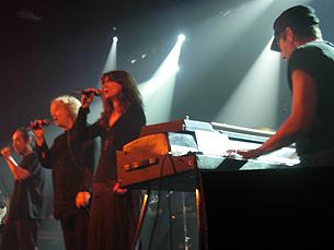 Os Magma fizeram o público vibrar durante o seu concerto Foto: Paula Alves Silva