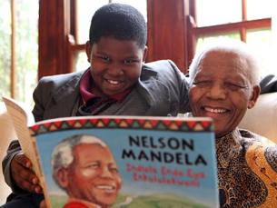 Mandela faleceu esta quinta