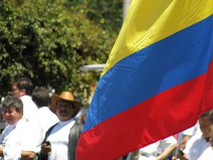 "Impacto do conflito na vida quotidiana dos colombianos é ""cada vez menor"", diz Andrés Malamud Foto: Flickr"