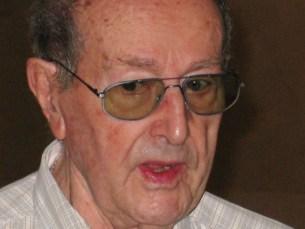 """Com 102 anos, Manoel de Oliveira apresenta mais um filme, """"O Estranho Caso de Angélica"""" Foto: Arquivo JPN"""