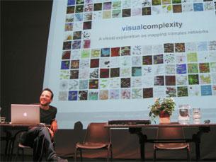 Manuel Lima tem 30 anos e trabalha na Nokia como senior user experience designer Foto: Flickr
