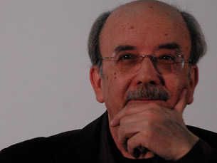 Manuel António Pina ganha prémio Camões Foto: Kim Tome