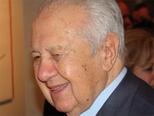 Mário Soares esteve presente no II Seminário Nacional de Espiritualidade no Hospital Foto: Carlos Botelho