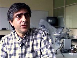Investigador não admite modificar a proposta que orientou Foto: Ricardo Fortunato/Arquivo JPN