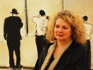 Contra o Muro está patente no Museu de Serralves até 10 de Outubro Foto: Amanda Ribeiro