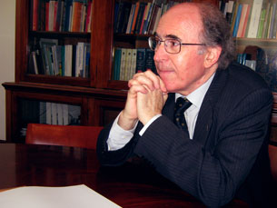 Modelo fundacional vai beneficiar a UP, defende Marques dos Santos Foto: Pedro Andrade/Arquivo JPN