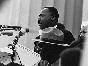 Martin Luther King morreu há 40 anos Foto: National Archives and Records Administration