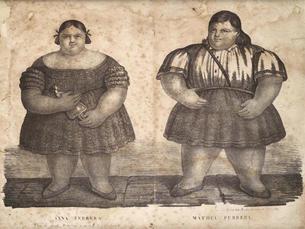 Meninos gordos: contar uma história através da faiança em exposição no Museu Soares dos Reis Foto: Manuel Correia/DR
