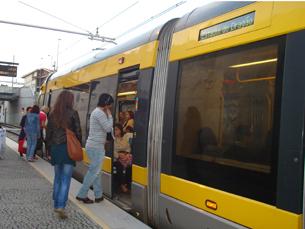 A Metro do Porto assegura a continuidade do serviço Foto: Arquivo JPN